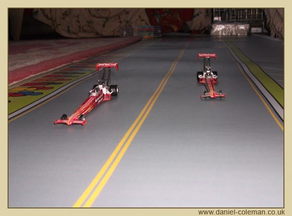 Homemade Drag Strip