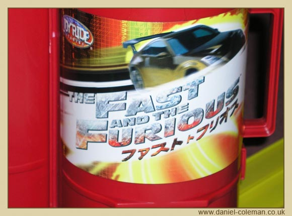 Fast And Furious Drag Strip