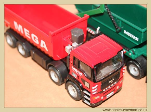Trucks (Real Toy)