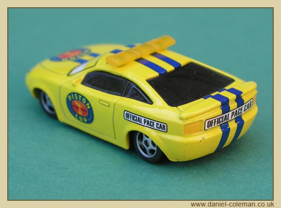 Charlie Checker (Pace Car)