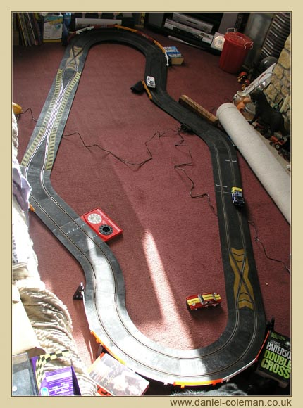Escort Rally (Scalextric)