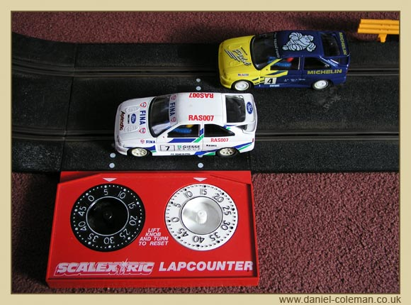Lap Counter (Scalextric)