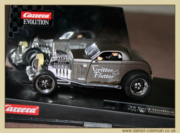 32 Hot Rod (Carrera)