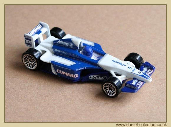 F1/Indy Race Car