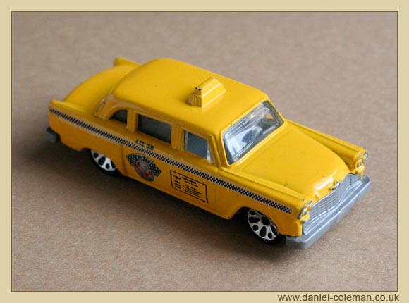 Checker Cab (MB)