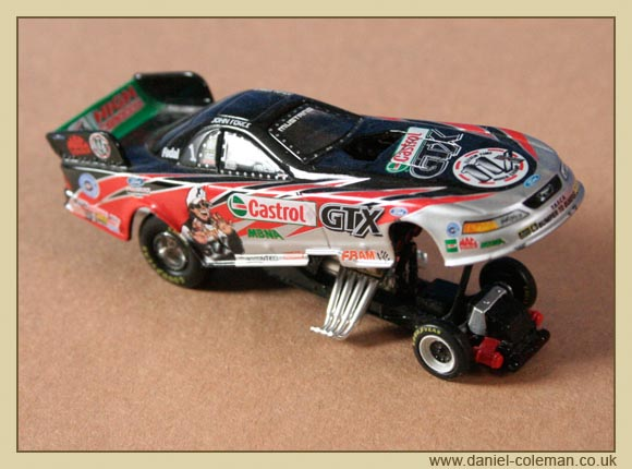 Funny Car John Force 2003