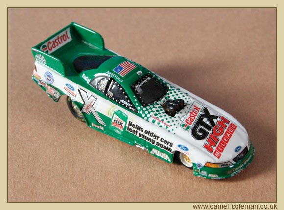 Funny Car John Force 2000