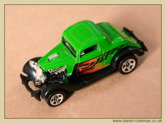 Super 6 in 1 - Hot Rod