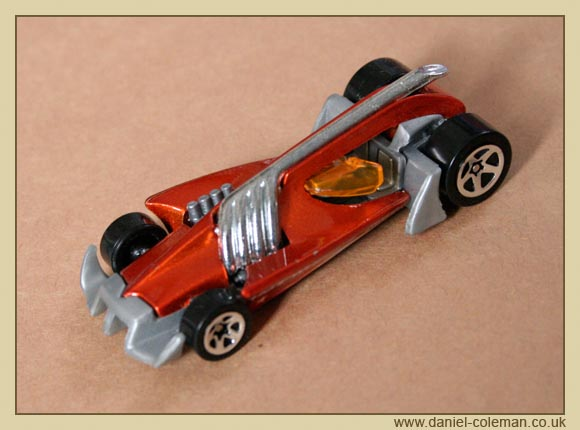 Super 6 in 1 - Vulture Roadster
