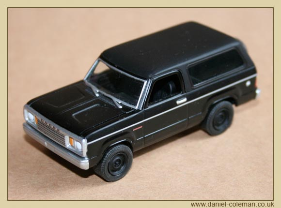 1977 Dodge Ram (Greenlight)