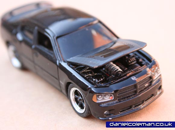 2008 Dodge Charger (Greenlight)