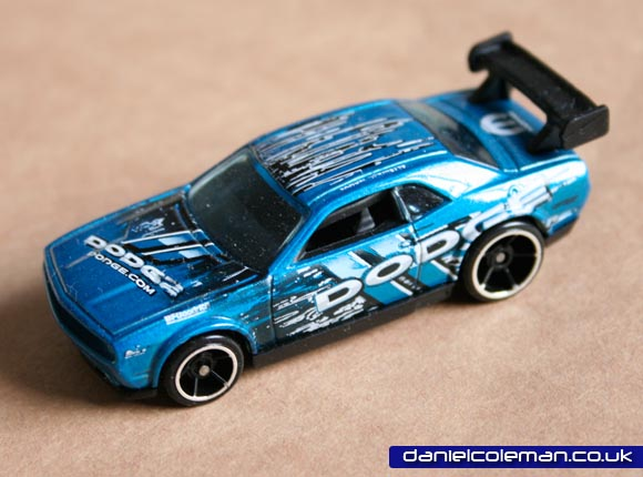 Dodge Challenger Drift car