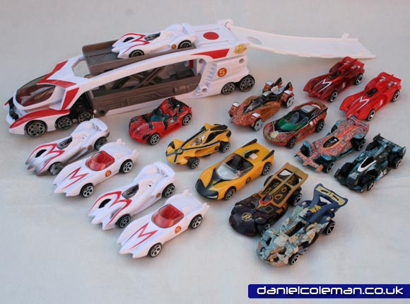 Speed Racer Cars