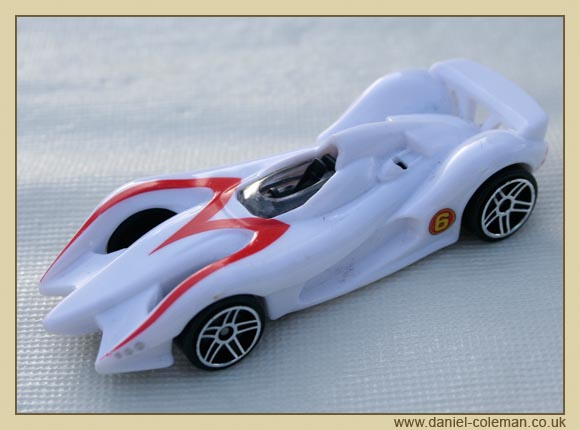 Mach 6 Race Car
