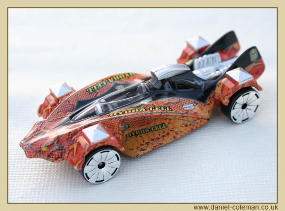 Snake Oiler Race Car