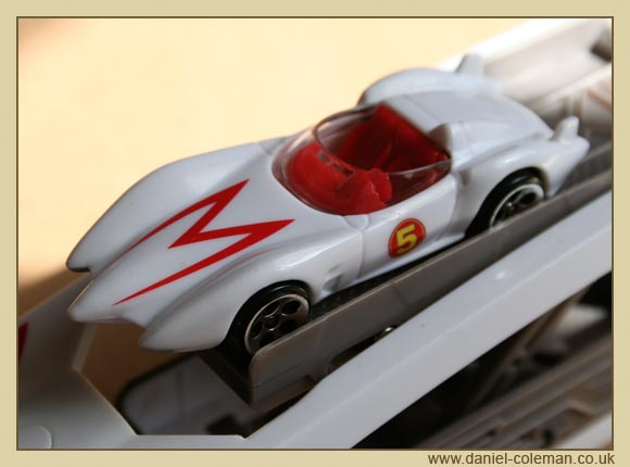 Speed Racer Truck & Mach 5