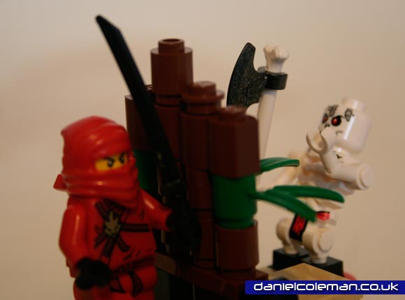 Ninja Ambush (2509) - Oct 2011