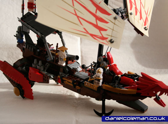 Ninjago Destiny's Bounty - April 2012
