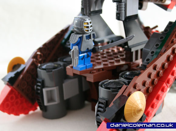 Ninjago Destiny's Bounty with Jay - April 2012