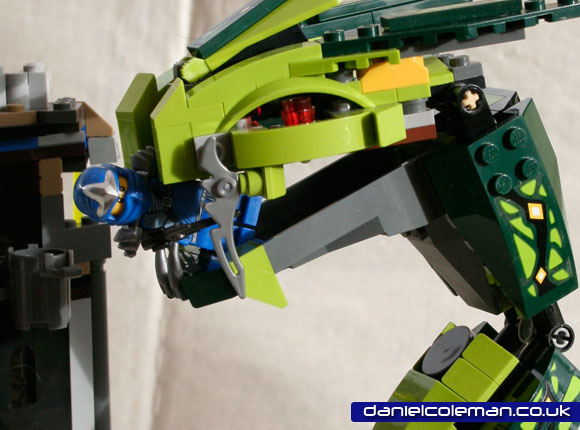 Ninjago Epic Dragon Battle | Great Devourer (9450) - Dec 2012