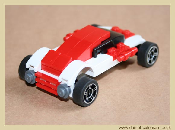 Lego Racers ('Daily Mirror')