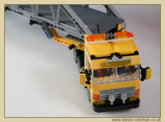 Construction Lorry (7900) - Sep 2008