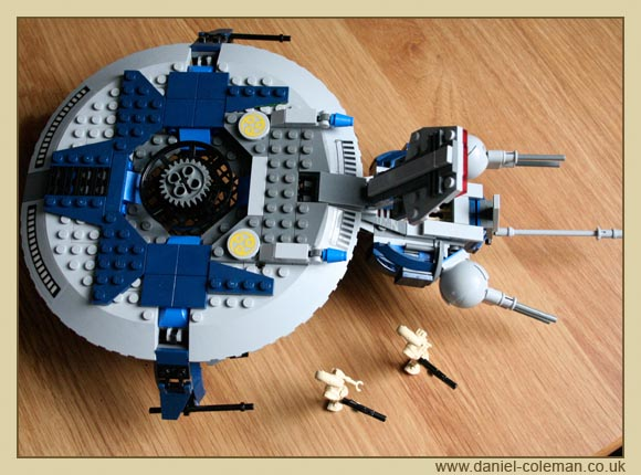 Droid Gunship (7678) - Dec 2008