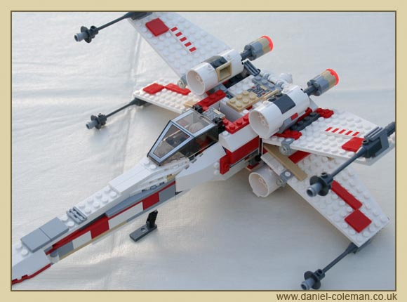 X-Wing Fighter (6212) - May 2009