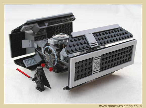 Darth Vader Tie Fighter (8017) - Oct 2009