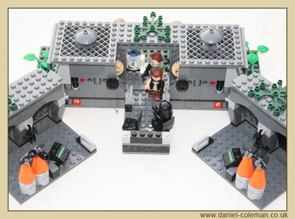 Battle of Endor (8038) - Oct 2009