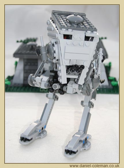 AT-ST Battle of Endor (8038) - Oct 2009