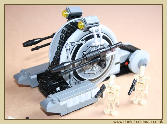 Corporate Alliance Tank Droid (7748)