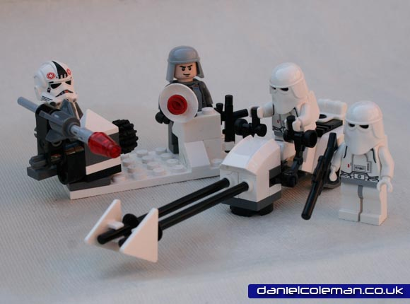 Snow Trooper Battle Pack (8084) - Jan 2011