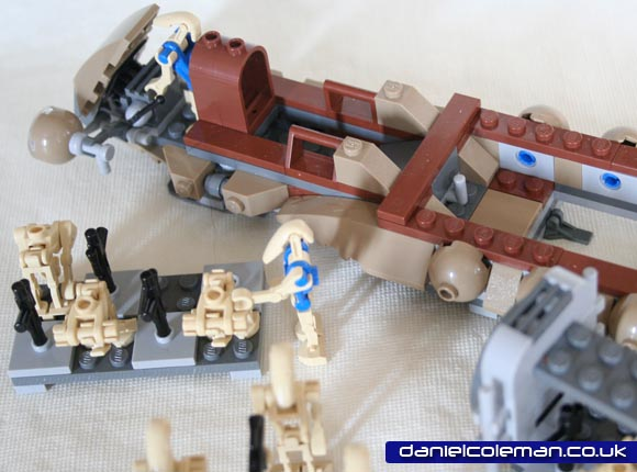 The Battle of Naboo (7929) - Apr 2010