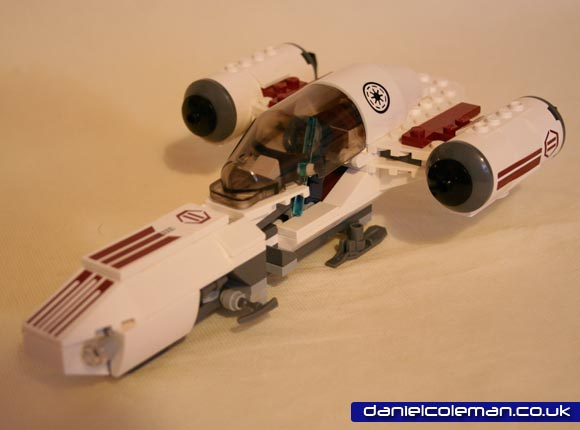Freeco Speeder (8085) Dec 2011