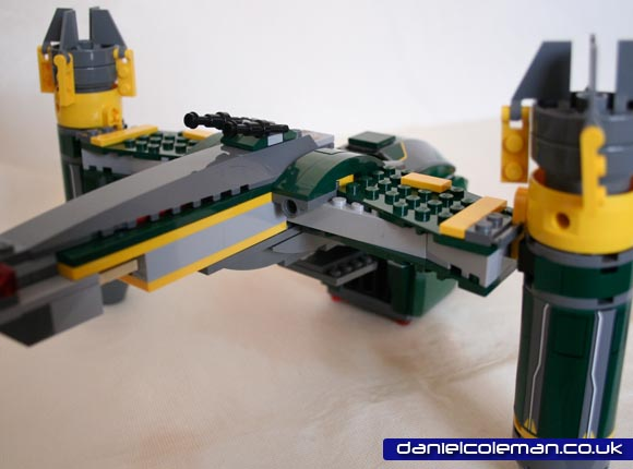 Bounty Hunter Assault Gunship (7930) Feb 2012