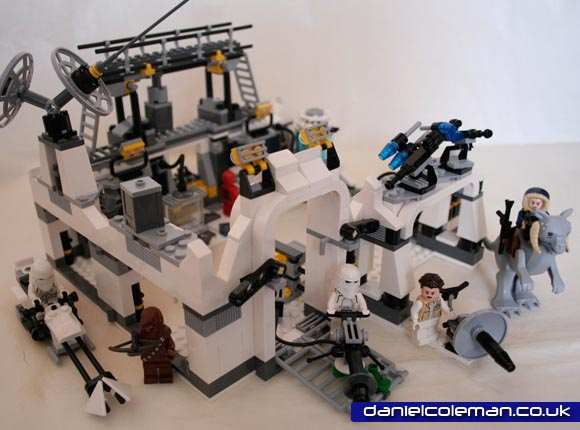 Hoth Echo Base (7879) Dec 2011