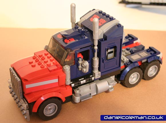 Kre-o - Optimus Prime
