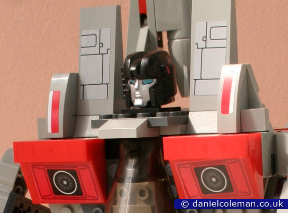 Kre-o - Starscream