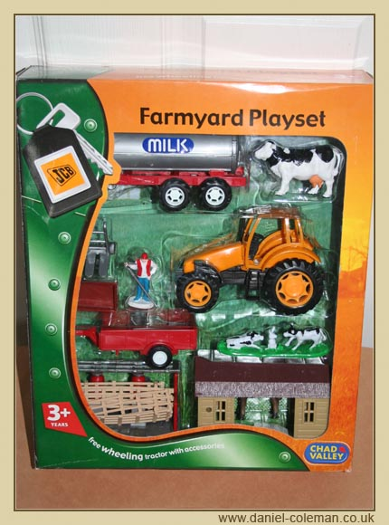Chad Valley farm set