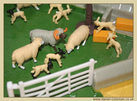 Sheep (Britains)