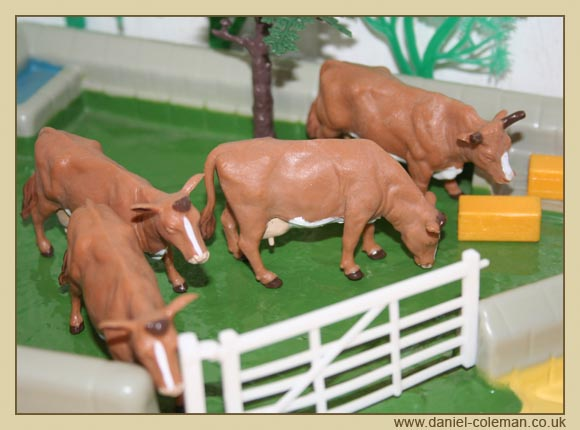 Brown Cattle (Britains)