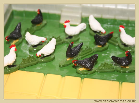 Chickens (Britains)