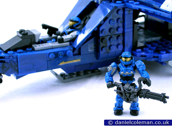 Blue Series Falcon | Blue Spartan Air Assault & Blue Spartan Grenadier