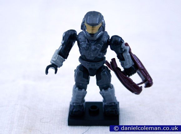 Halo | Series 7 | Grey Mark V Spartan