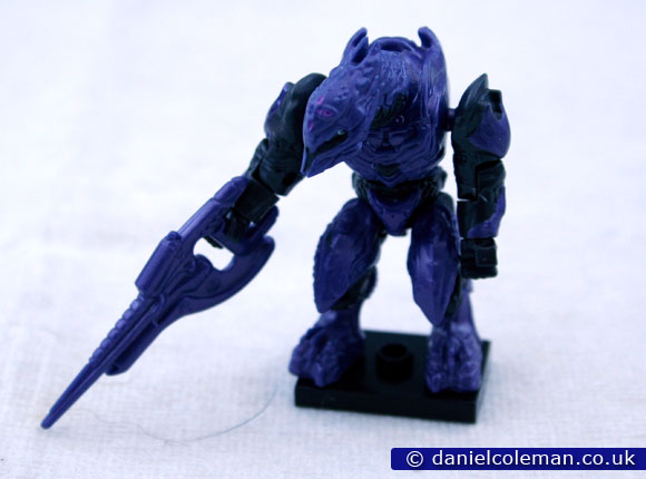 Halo | Series 7 | Purple Elite Zealot