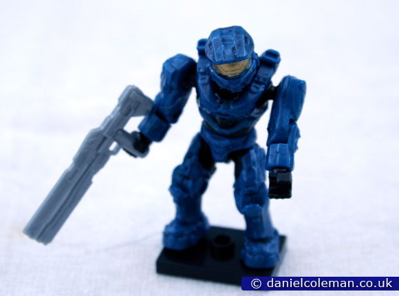 Halo | Series 7 | Cobalt Mark VI Spartan