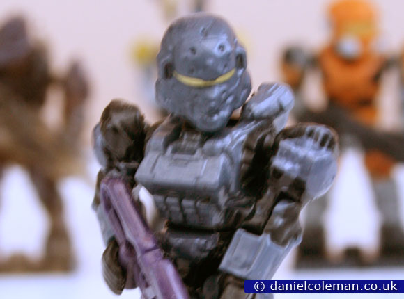 Halo | Series 8 | Covert Ops Spartan Soldier