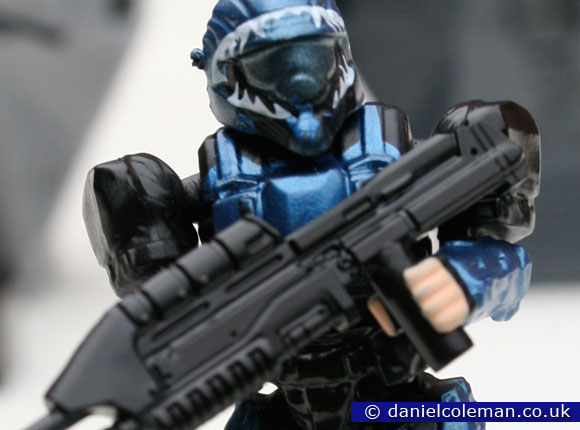 Metallic Series Drop Pods | Blue ODST
