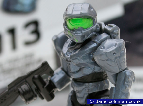 2013 Exclusive Blue/Grey SDCC Mk VI Spartan